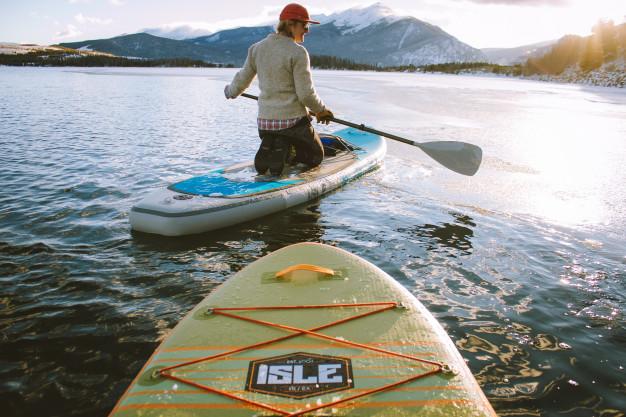 Comment entretenir sa pagaie de paddle ?