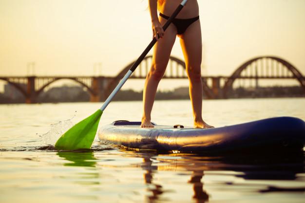 Comment bien choisir sa pagaie de paddle ?